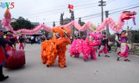 Festival de la aldea de Nom