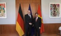 Exitosa visita Alemania de alto dirigente vietnamita abre nuevas oportunidades a la cooperación bilateral