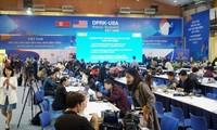 Preparativos de Hanói dejan gran impresión en ojos de amigos internacionales