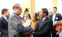 Delegación del Partido de los Trabajadores de Corea del Norte visita la ciudad vietnamita de Hai Phong