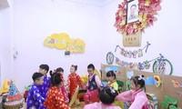 La escuela preescolar Vietnam-Corea del Norte: símbolo de una amistad tradicional