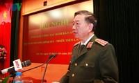 Ministerio de Seguridad Pública revisa trabajo de garantizar seguridad en importantes eventos