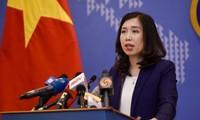 Vietnam rechaza comentarios injustos estadounidense sobre la implementación de los derechos humanos