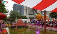 Celebran Festival de Marionetas sobre el Agua de Hanói 2019