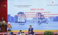 Evalúan implementación de plan de investigación básica de recursos marítimos