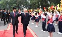 Sultán de Brunei comienza visita oficial a Vietnam