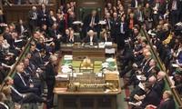 Cámara de los Comunes del Reino Unido vota por el Brexit