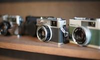 La cámara de cine - una pasión de los jóvenes nostálgicos