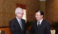 Vietnam facilita inversiones de empresas tailandesas