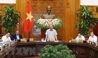 Gobierno de Vietnam debate implementación de proyectos BT y Ley de Planificación