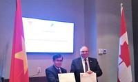 Vietnam y Canadá robustecen cooperación en auditoría