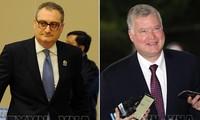 Rusia y Estados Unidos acuerdan mantener cooperación en tema norcoreano