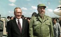 Ex presidente Le Duc Anh: momentos memorables