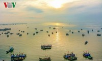 La isla de Co To - perla azul en el Golfo de Tonkín