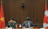 Vietnam y Canadá refuerzan nexos en defensa