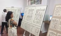 """Inauguran en Hanói exhibición peruana """"El comienzo de una de la historia"""""""