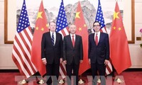 Estados Unidos y China concluyen primer día de negociaciones comerciales