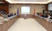 Vietnam y la Unión Europea mejoran asociación y cooperación integral