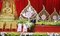 Vietnam lista a fomentar cooperación religiosa con países de la región
