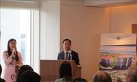 Número de turistas entre Vietnam y Japón llegará a 1,5 millones en 2020