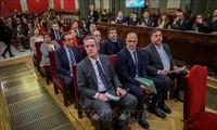 Ex líderes catalanes podrán asistir a la sesión de apertura parlamentaria, dice Tribunal español