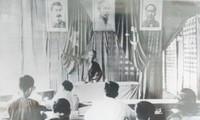 Fotos de archivo sobre el presidente Ho Chi Minh