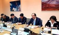 Vietnam y Rusia impulsan cooperación en construcción del gobierno electrónico