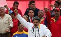 Presidente venezolano asegura voluntad en diálogo con la oposición