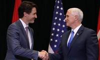 Estados Unidos y Canadá reiteran fuerte asociación