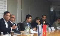 Realizan seminario de promoción comercial Vietnam-Israel