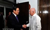 Vietnam y Cuba estrechan relaciones