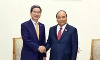 Vietnam desea profundizar los nexos con Corea del Sur, afirma primer ministro Nguyen Xuan Phuc
