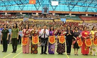 Inauguran Festival Nacional de Deportes para Mujeres 2019