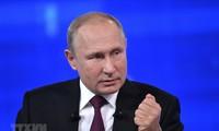 Putin dispuesto a dialogar con Trump