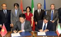 Vietnam e Italia fomentan relaciones multifacéticas
