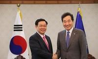 Vietnam y Corea del Sur estrechan vínculos