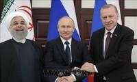 Cumbre tripartita sobre Siria tendrá lugar en agosto