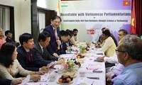 Taller sobre la colaboración científica entre Vietnam y la India
