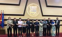 Realizan reunión del Comité Conjunto de Cooperación entre Asean y Nueva Zelanda