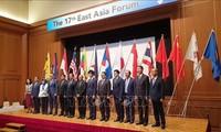 Vietnam asiste al XVII Foro de Asia Oriental en Japón