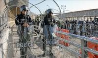 El Pentágono moviliza a más soldados a la frontera con México.