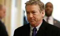 Senador Rand Paul aceptado como jefe negociador de Estados Unidos con Irán
