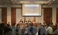 Conferencia en Estados Unidos sobre el manejo de disputas en el Mar del Este