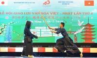Celebran Festival Cultural Vietnam-Japón en Da Nang