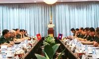 Vietnam y Laos refuerzan cooperación militar
