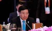 Vietnam asiste a XII Reunión Ministerial de la Iniciativa del Bajo Mekong en Tailandia