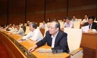 越南国会公布国会民族委员会主席、一些委员会主任和国家审计长选举结果
