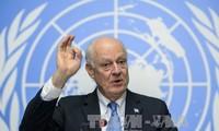 叙利亚和平谈判于4月11日重启