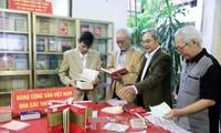 关于越南共产党和越南国会的展览在太原省举行