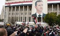 人民议会选举对叙利亚和平是否积极措施?